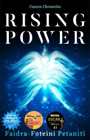 Rising Power (#1 in Canton Chronicles Series) by FanyPi