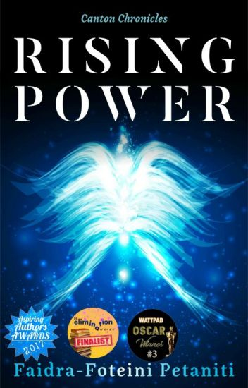 Rising Power (#1 of the Canton Chronicles Series)