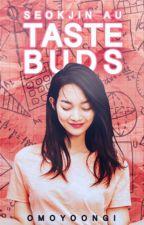 taste buds ⱡ kim seokjin [bts] a.u by seunghoony