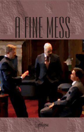 A Fine Mess by lyttlejoe