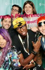 Smosh Games Preferences (Woot!) by lewseal