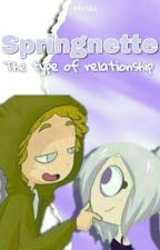 Springnette ❀ 》The Type Relationship 《 by -Nxshi