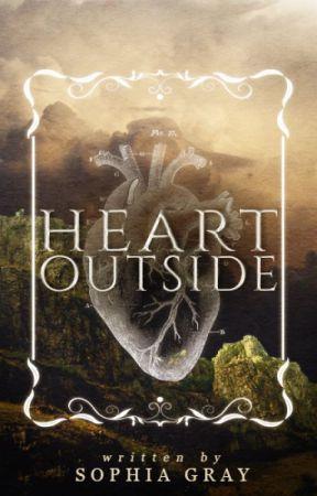 Heart Outside by sophgray