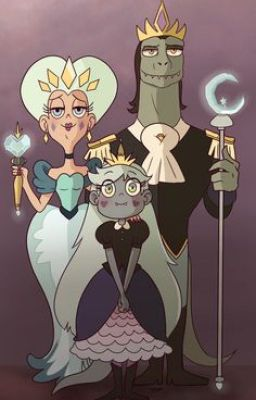 Star Vs The Forces Of Evil Moon X Toffee Book Lust