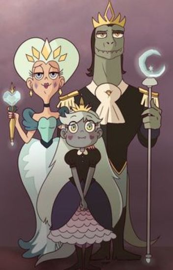 Star vs the forces of evil [Moon x Toffee