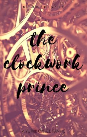 The Clockwork Prince by momothistle