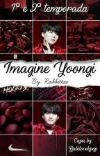 Imagine Yoongi ➶  by Rabbittae
