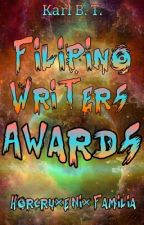 Filipino Writer's Awards (2017) by XianCarlXD