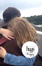 Hugs by --happy