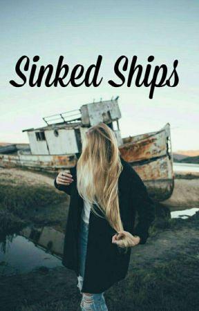 Sinked Ships by Saahouu