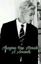 A Amante ~Imagine Kim Namjoon~ by Submissa_ao_Yoongi