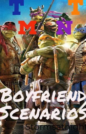 TMNT Boyfriend Scenarios (2014-2016 version) - Angelina - Wattpad