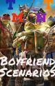 TMNT Boyfriend Scenarios (2014-2016 version) by stormsatnight