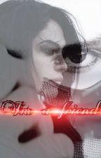 I'm a friend //Bucky Barnes FF by Kayla_Dragonblood