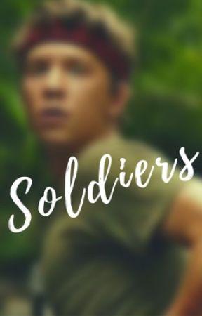 soldiers ← reg slivko by 80slostgirl