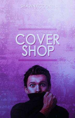 COVER SHOP ; ABIERTO by shawnxcookies