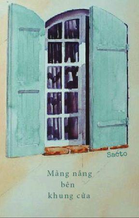 [Thơ] Mảng nắng bên khung cửa by PhamHanhMinh