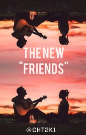 """The New """"Friends"""" by cht2k1"""
