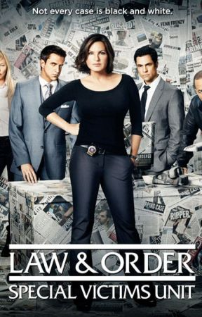 Love & Affair - Law & Order: SVU Love Story by RoseSapphireDiamond