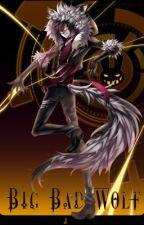 the neko wolf by wolfgirl5399