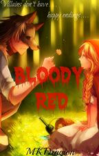 Bloody Red by DJYoongiBoo