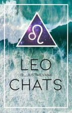 Leo Chats ♌ by VanBooks20