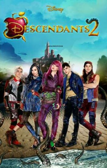 Descendants 2 This Is The Second Book From The Descendants Hostage Dominique Wattpad