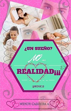 ¿UN SUEÑO? ... NO ¡¡REALIDAD¡¡ by w3nx10