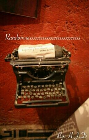 Randomness by honorjdirks7