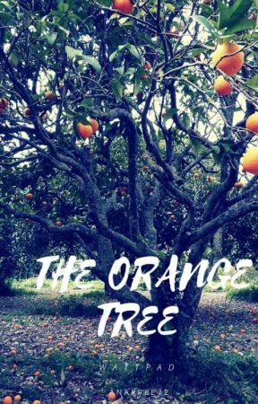 The Orange Tree by Anapple72