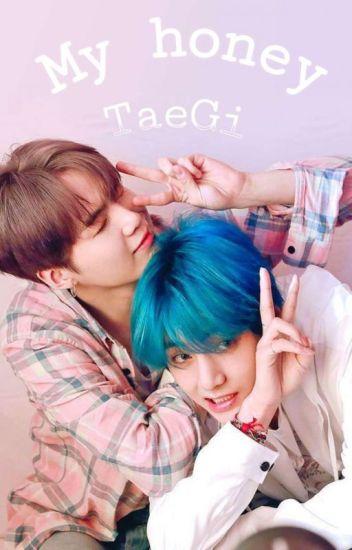 TaeGi  «My honey»