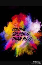 colour splash // phan au by trashyjo