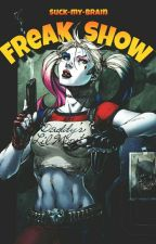 FREAK SHOW by suck-my-brain