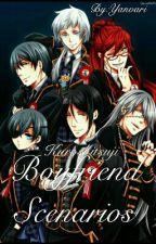 Kuroshitsuji Boyfriend Scenarios by Yanvari