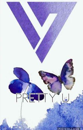 Pretty U [ Mingyu FF ] by JoJo_Kpoplover