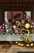 OS Personnage Manga x Reader by ArcaeyaOtaku