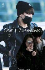 Chat s Jungkookem. [cz ff] by tea_jeon