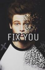 Fix you/l.h(ShortStory) by Lukers_