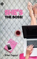 She's The Boss! by genitest