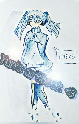 Yun's artbook