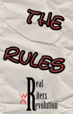 The Rules - Please Read BEFORE PMing me :) by The_RRR