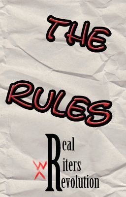 The Rules - Please Read BEFORE PMing me :)