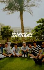 bts preferences by kjchen