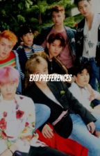 exo preferences by kjchen