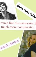 Like his name sake but more complicated (james potter II love story) by carameechan