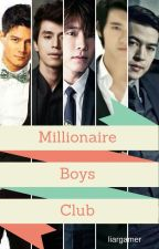 Millionaire Boys Club (Revising and Editing) by liargamer