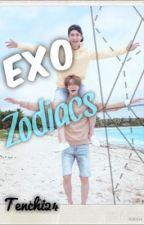 Exo Zodiacs ⚜️ by Tenchi24