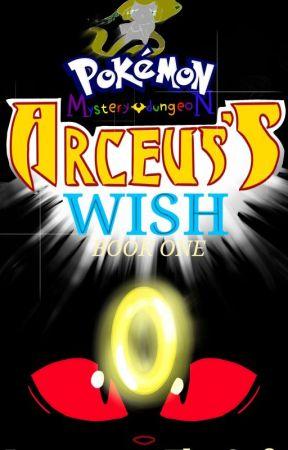 Arceus's Wish by Ordepnok