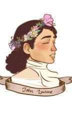 John Laurens x Reader (Modern College AU) by invisible_light