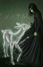 Mélina Rogue {Harry Potter} by marion01020304